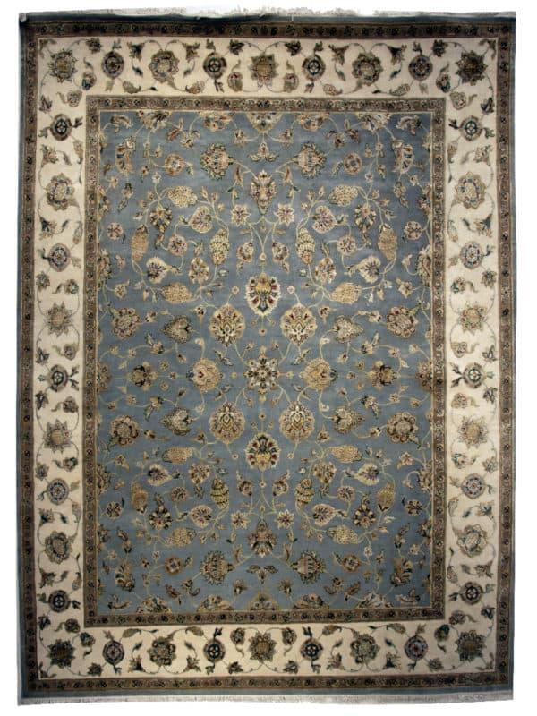 Heriz Gallery Classical Rug, Super Fine Part Silk Saffavid Rug Classical Carpets
