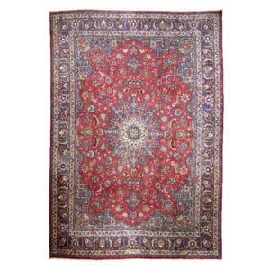 heriz-gallery-item46550-fine-persian-mashhad-rug-traditional-carpet-design